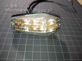 自作LEDウインカー