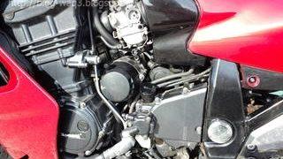 GPZ1100のエンジン