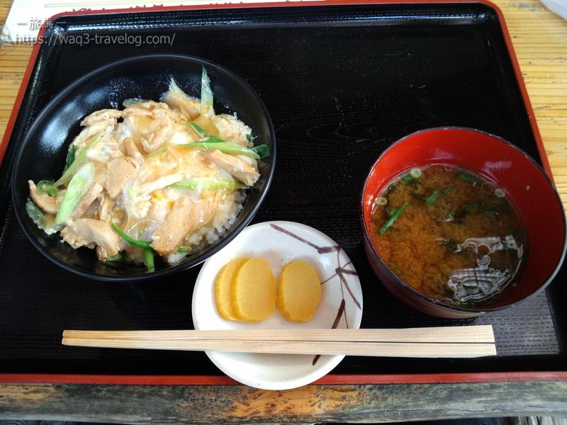 道の駅龍神でお昼ご飯