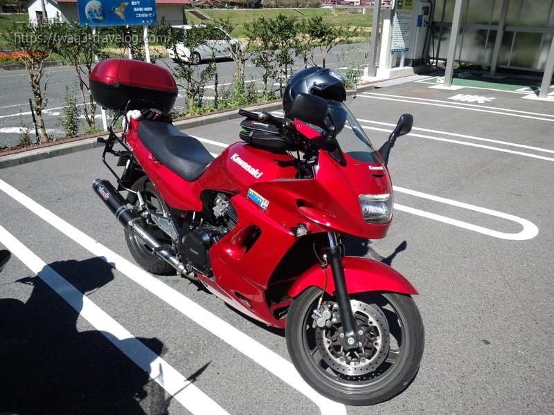 和休のGPZ1100