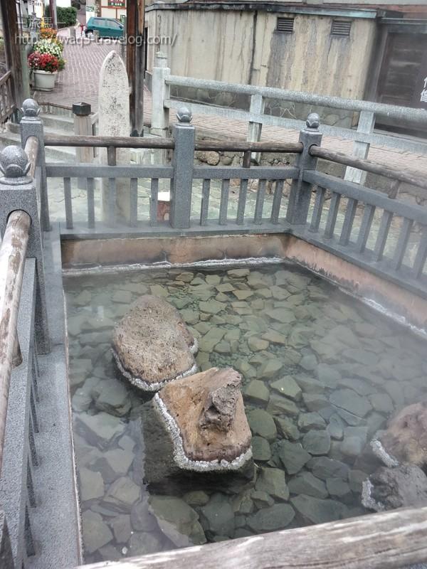 湯村温泉・荒湯