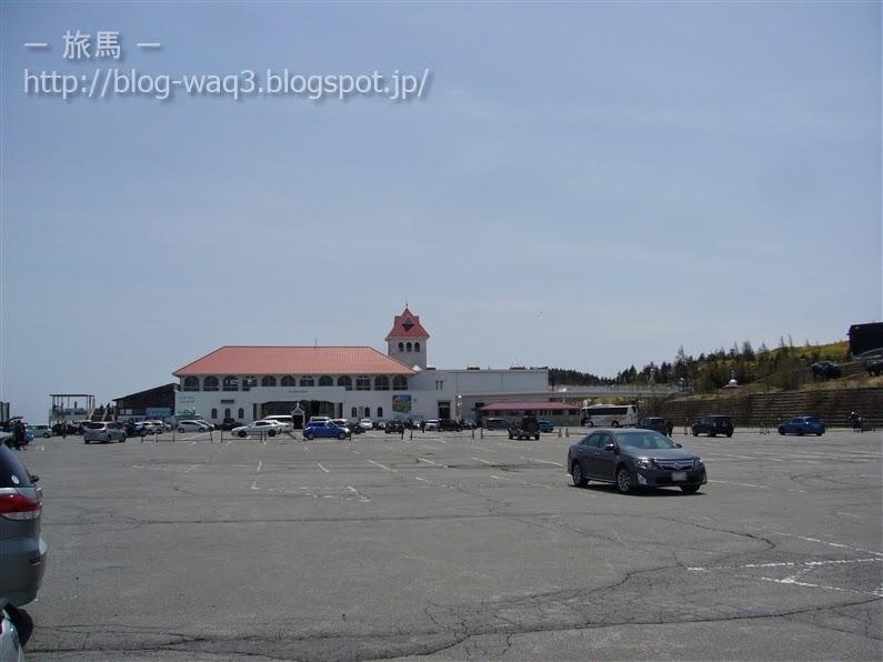 道の駅 美ヶ原高原の駐車場