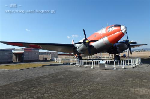 C-46輸送機