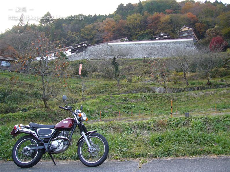 映画「八つ墓村」のロケ地になった広兼邸です