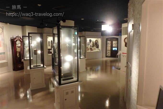 明石市立天文科学館3Fの展示室
