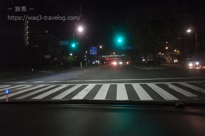 京都府内の国道1号線