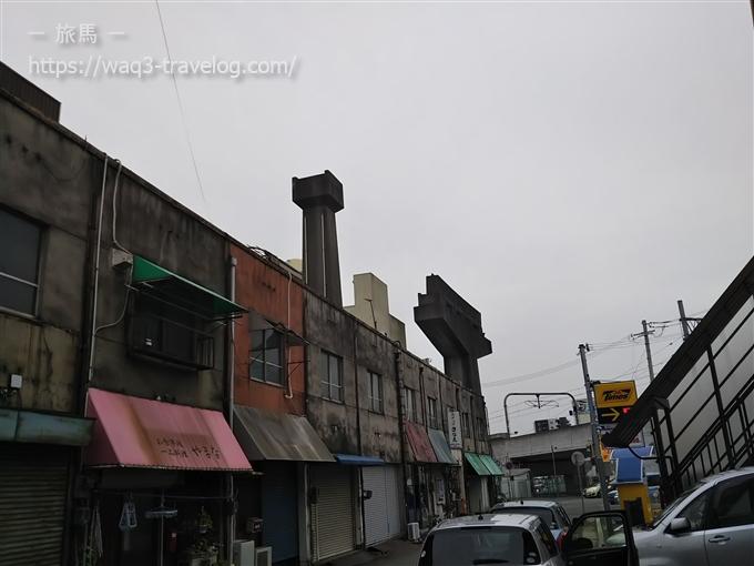 姫路モノレール橋脚