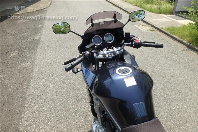 5代目旅馬Bandit1250s