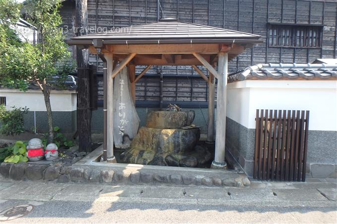 浜坂温泉の泉源