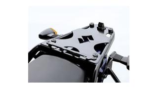 Bandit1250S純正トップケースホルダー