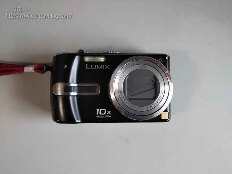 パナソニック LUMIX DMC-TZ3
