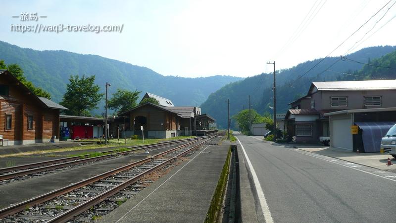 JR九頭竜駅