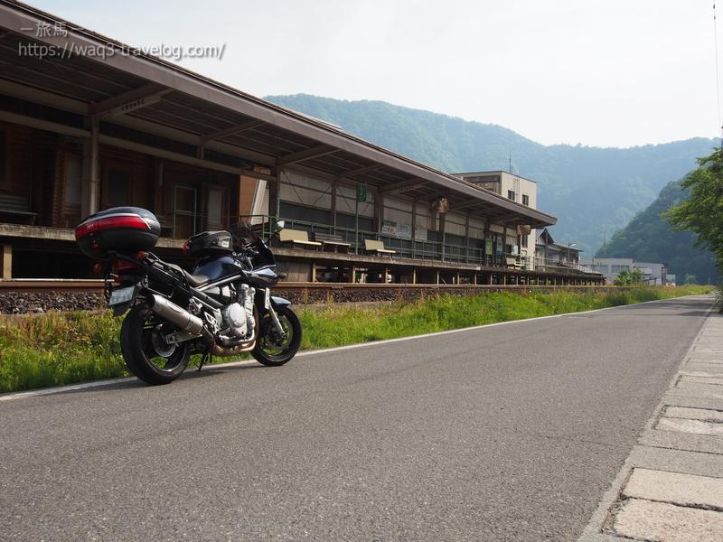 JR九頭竜湖駅