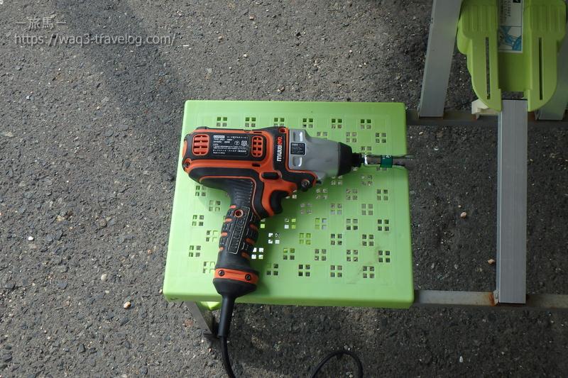コーナンのレンタル電動工具