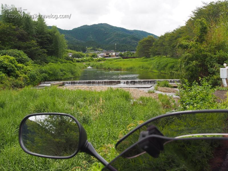 小川とバンディット1250S