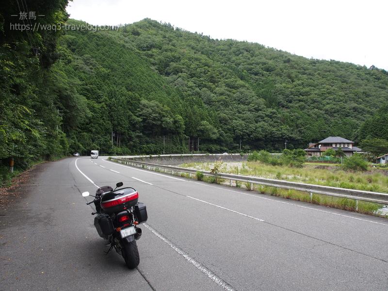 千種川とバンディット1250S