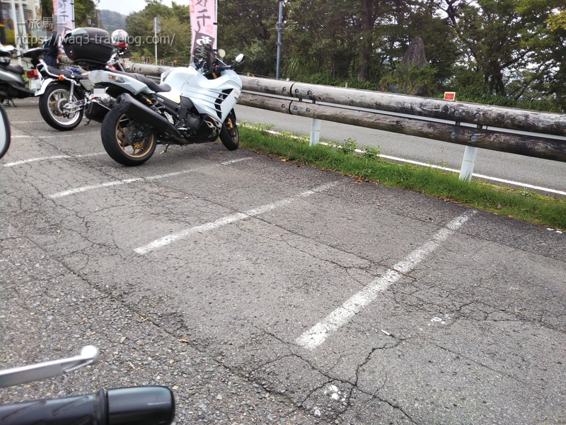 道の駅 田辺市龍神ごまさんスカイタワーの駐車場