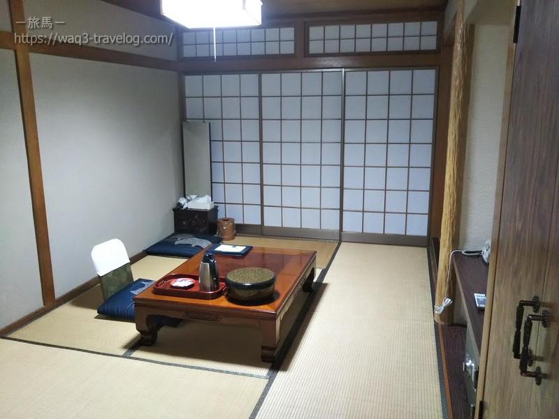 リバーサイドホテル松栄の客室