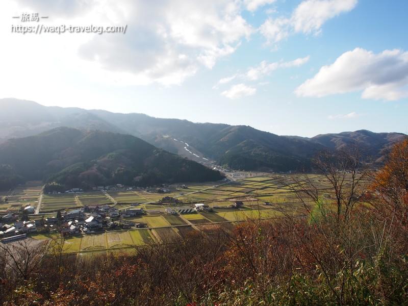 神鍋山山頂からの眺め