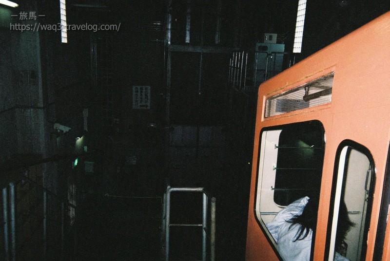 青函トンネル・体験坑道