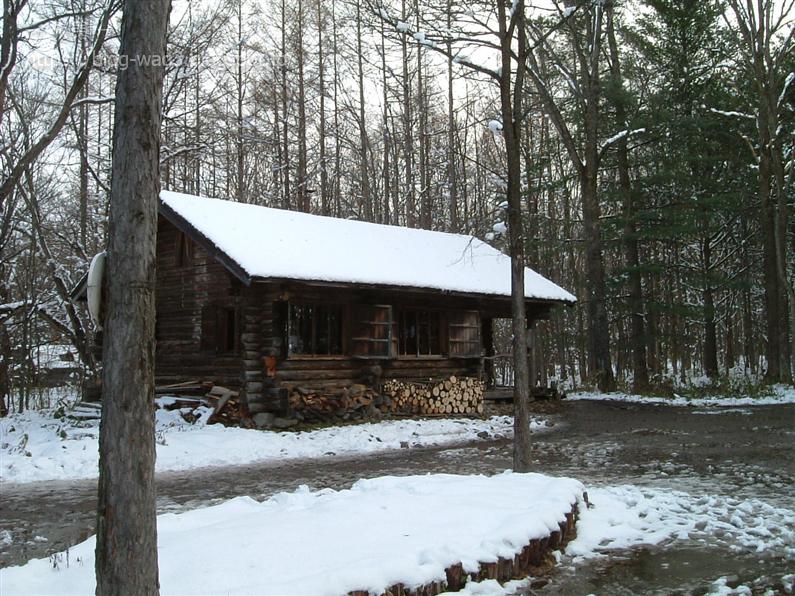 北の国から 五郎の木の家