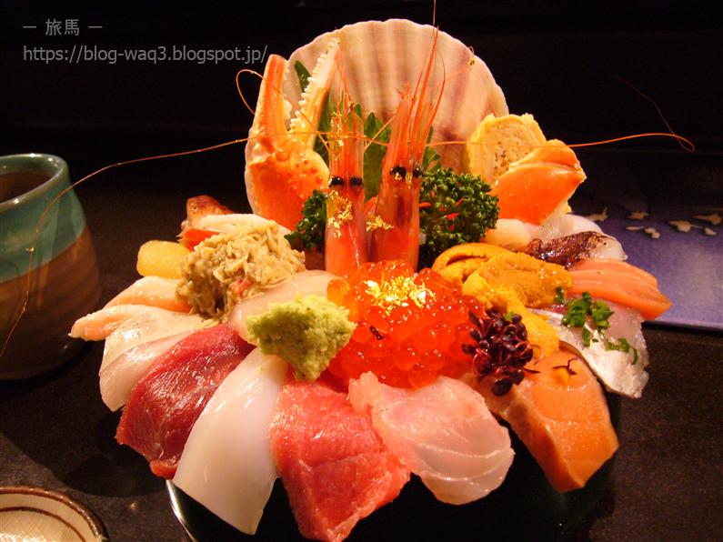 金沢「山さん寿司」の海鮮丼