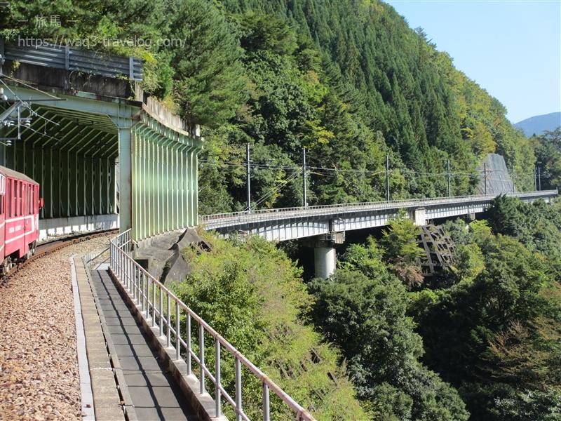大井川鐡道 アプト区間