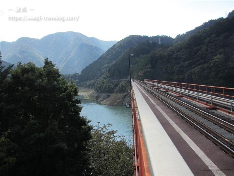 大井川鐡道 奥大井湖上駅