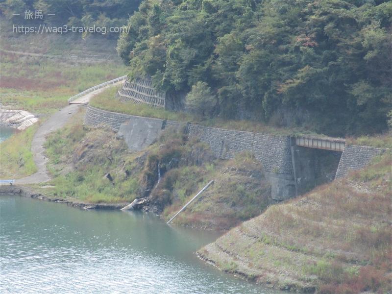 大井川鐡道 線路跡
